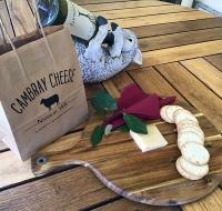 Degustazione a Cambray Cheese Farm, Nannup