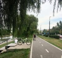 Cluj Napoca, lungofiiume