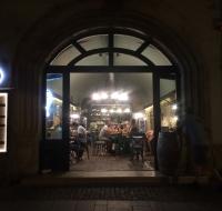 Cluj Napoca, street bar