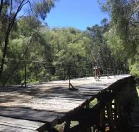 Vicino a One Tree Bridge, tra Nannup e Manjimup