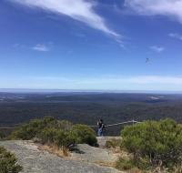 Mount Frankland Top