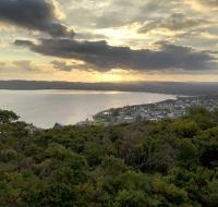 Albany, tramonto da Mount Clarence