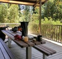 Pausa caffè a Yirra Kartta Hut