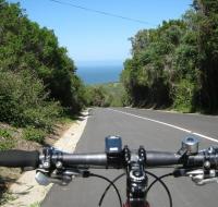 """Dalla \""""Seven Passes Road\"""" verso l\'oceano"""