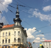 Cluj Napoca, quartiere universitario